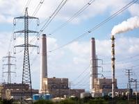 תחנת כוח אשדוד חברת חשמל אנרגיה / צלם: רויטרס